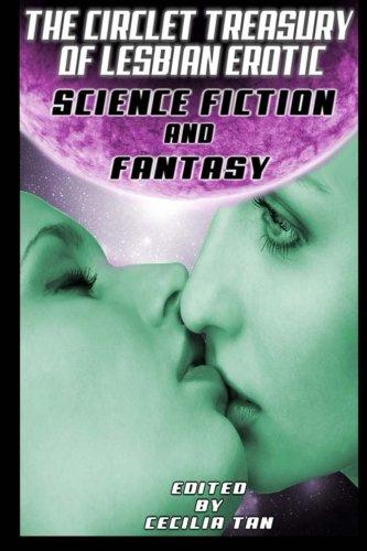 9781936833504: The Circlet Treasury of Lesbian Erotic Science Fiction and Fantasy