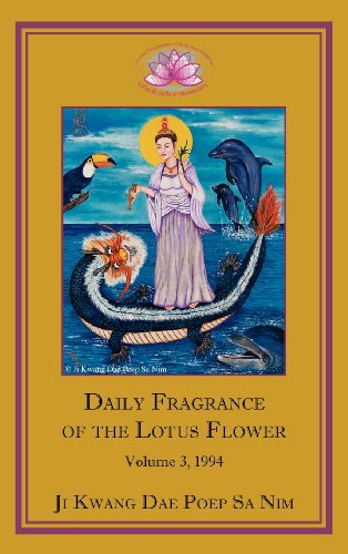 9781936843046: Daily Fragrance of the Lotus Flower, Vol. 3 (1994)