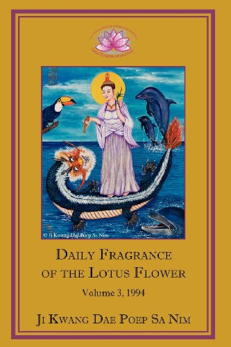 9781936843053: Daily Fragrance of the Lotus Flower, Vol. 3 (1994)