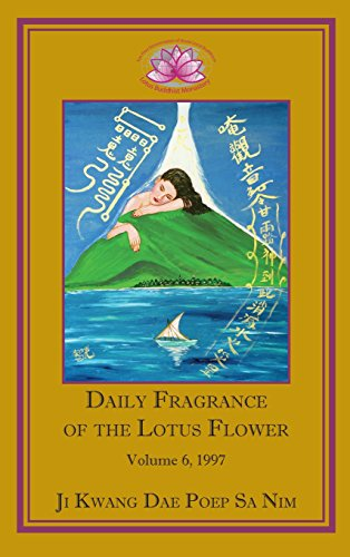 9781936843107: Daily Fragrance of the Lotus Flower, Vol. 6 (1997)