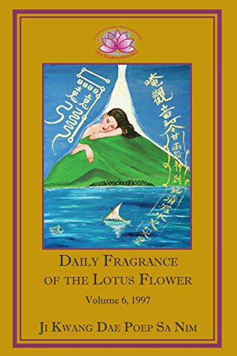 9781936843114: Daily Fragrance of the Lotus Flower, Vol. 6 (1997)