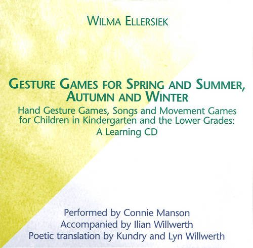 Gesture Games for Spring and Summer, Autumn: Wilma Ellersiek, Connie