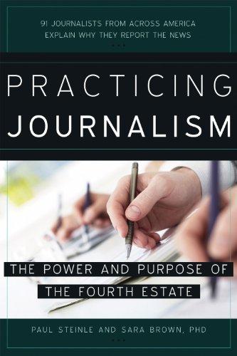 Practicing Journalism: Steinle, P