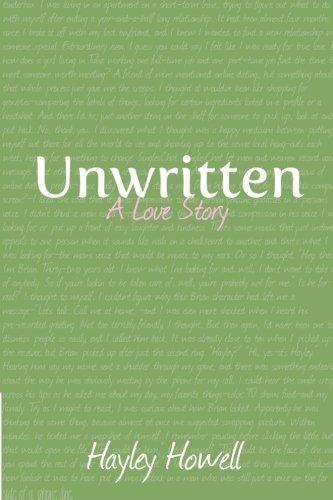 9781936875023: Unwritten: A Love Story