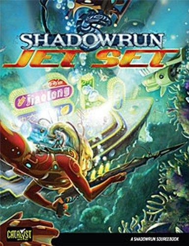 9781936876013: Shadowrun Jet Set