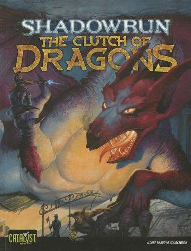 9781936876235: Shadowrun Clutch of Dragons