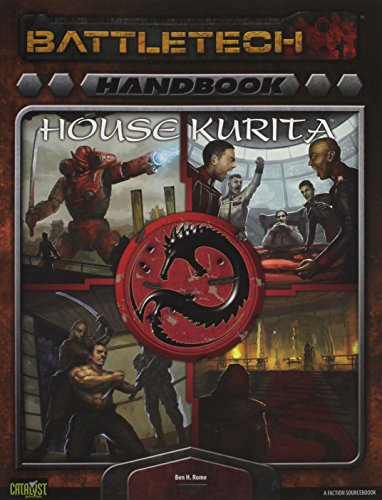9781936876419: Battletech Handbook House Kurita