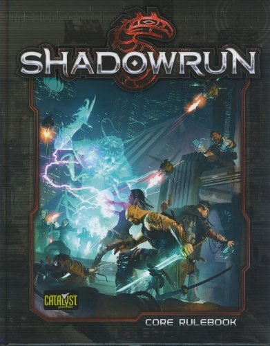9781936876518: Shadowrun Core Rulebook