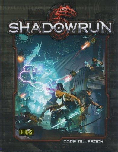 Shadowrun Fifth Edition: Jason M. Hardy;