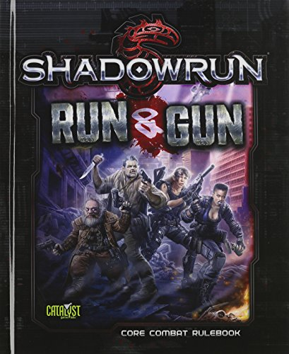 9781936876556: Shadowrun: Run and Gun
