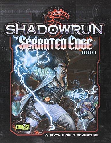 9781936876570: Shadowrun Denver 1 Serrated Edge