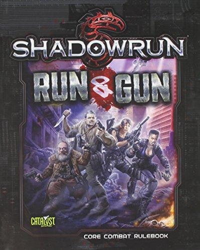 9781936876587: Shadowrun Run and Gun