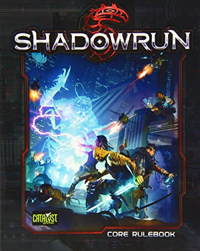9781936876860: Shadowrun Fifth Ed Softcover*OP