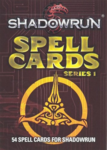 9781936876877: Shadowrun Spell Cards Vol 1