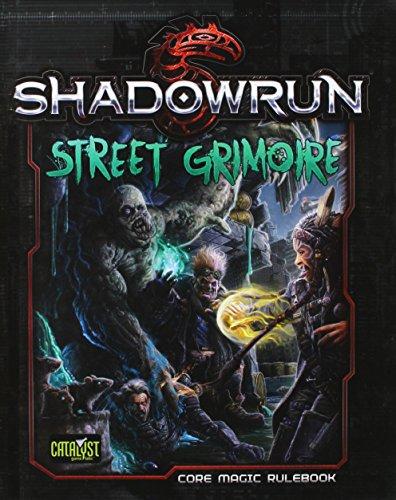 9781936876976: Shadowrun Street Grimoire *OP*