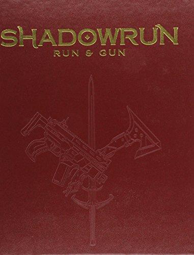 Shadowrun Run and Gun Ltd (Hardback): Catalyst