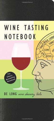 9781936880027: Wine Tasting Notebook