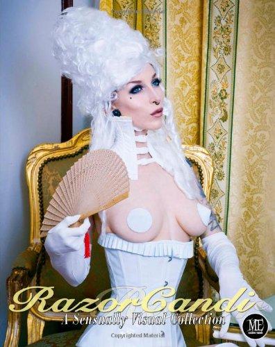 9781936882526: Razor Candi: A Sensually Visual Collection