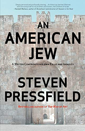 9781936891412: An American Jew: A Writer Confronts His Own Exile and Identity