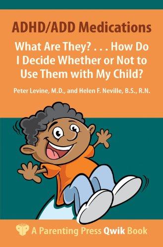 9781936903016: ADHD/ADD Medications (A Parenting Press Qwik Book)