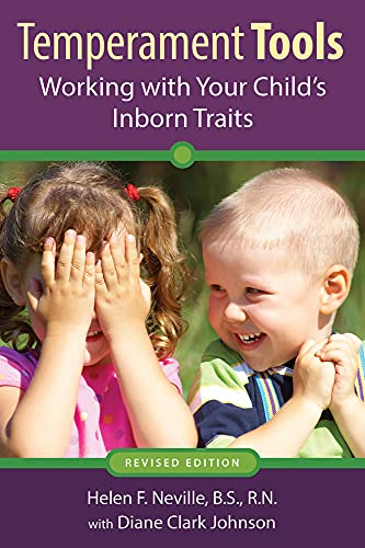 9781936903252: Temperament Tools: Working with Your Child's Inborn Traits