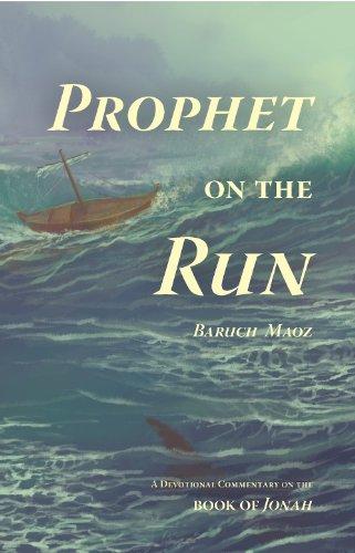 9781936908844: Prophet on the Run