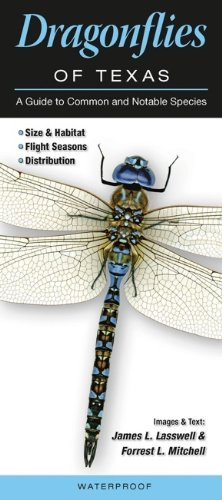 9781936913084: Dragonflies of Texas: A Guide to Common & Notable Species