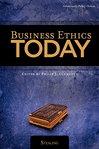 9781936927012: Business Ethics Today: Stealing