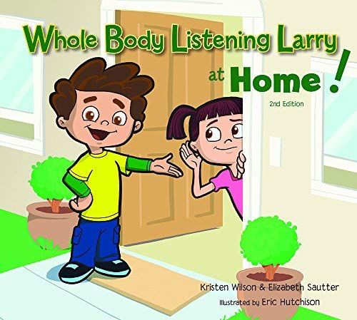 9781936943319: Whole Body Listening Larry at Home! (2nd Edition)