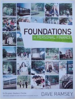 9781936948079: Foundations in Personal Finance College Edition (5-chapter Student Guide)