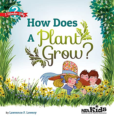 9781936959471: How Does a Plant Grow? (I Wonder Why)