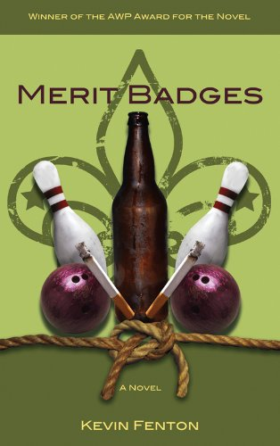 9781936970032: Merit Badges (AWP Award for the Novel)