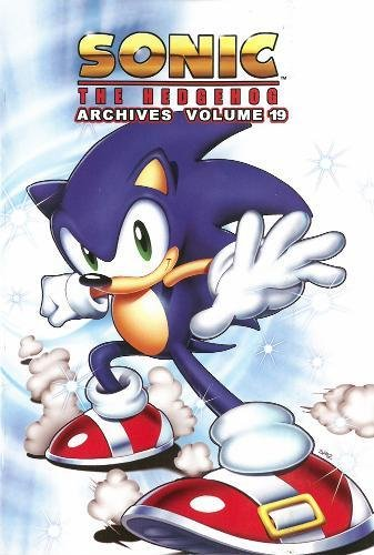 9781936975198: Sonic The Hedgehog Archives 19
