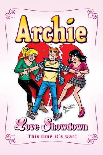Archie: Love Showdown (Archie & Friends All-Stars): Parent, Dan