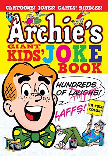 Archie's Giant Kids' Joke Book (Archie's Joke Books): Archie Superstars