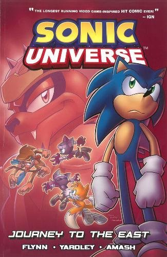 9781936975341: Sonic Universe 4: Journey to the East
