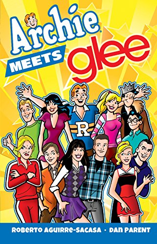 9781936975457: Archie Meets Glee (Archie & Friends All-Stars)