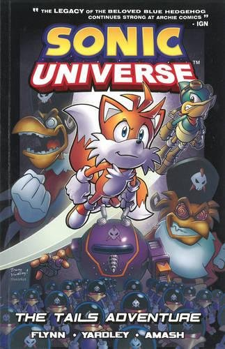 9781936975495: Sonic Universe 5: The Tails Adventure