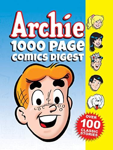 9781936975501: Archie 1000 Page Comics Digest (Archie 1000 Page Digests)
