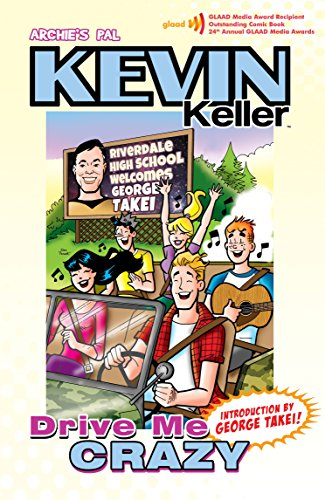 Kevin Keller: Drive Me Crazy (Archie and Friends All-Stars): Parent, Dan