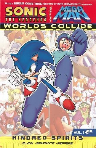 9781936975686: Sonic / Mega Man: Worlds Collide 1