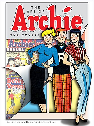 9781936975792: The Art of Archie: The Covers