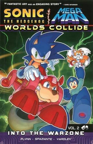 9781936975839: Sonic / Mega Man: Worlds Collide 2