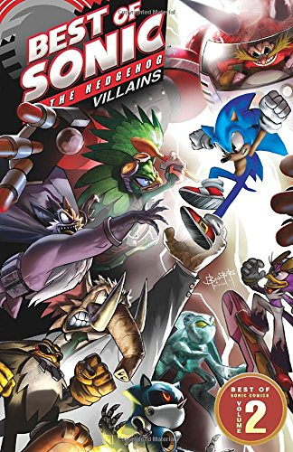 9781936975877: Best of Sonic the Hedgehog 2: Villains