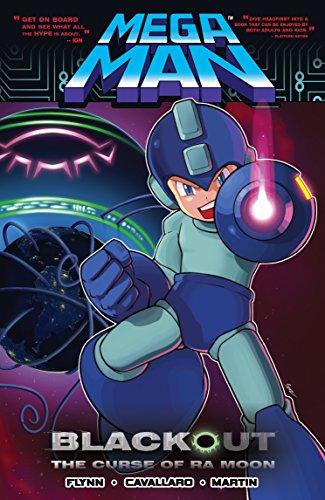 9781936975952: Mega Man 7: Blackout: The Curse of Ra Moon