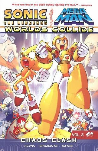 9781936975976: Sonic/Mega Man: Worlds Collide: Chaos Clash, Volume 3