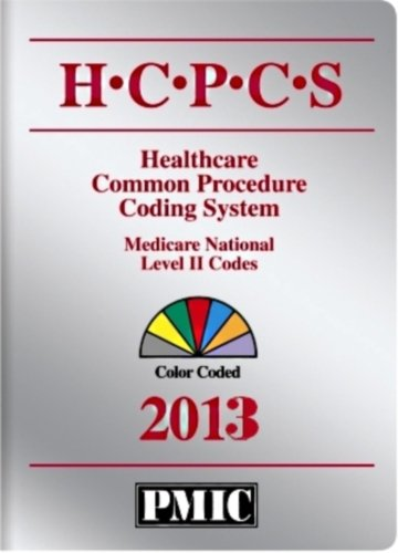 9781936977291: HCPCS 2013 Perfect Bound with Free e-Book