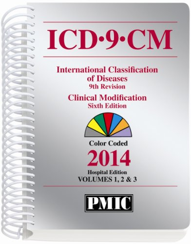 ICD-9-CM 2014 Hospital Edition, Spiral Volumes 1, 2 & 3 (1936977834) by Practice Management Information Corp