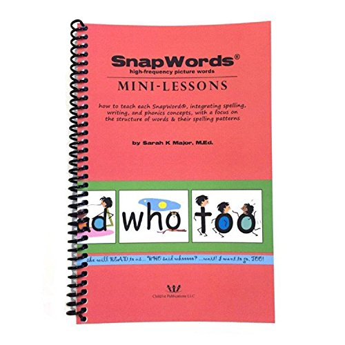 9781936981564: Snapwords (R) Mini-Lessons