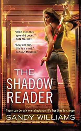 9781937007010: Shadow Reader, The (Shadow Reader Novel)